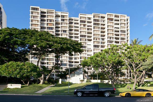 6710 Hawaii Kai Drive #1610, Honolulu, HI 96825 (MLS #202018726) :: The Ihara Team