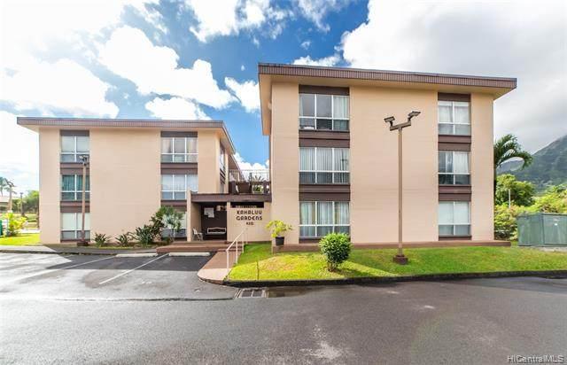 47-420 Hui Iwa Street B202, Kaneohe, HI 96744 (MLS #202018731) :: Corcoran Pacific Properties