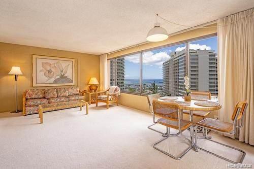 1778 Ala Moana Boulevard #1319, Honolulu, HI 96815 (MLS #202018745) :: The Ihara Team
