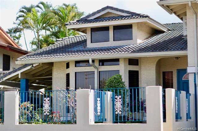 1026 Luapele Drive, Honolulu, HI 96818 (MLS #202018795) :: Corcoran Pacific Properties