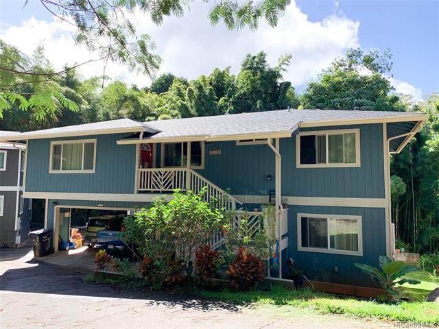1817 Kalie Place C, Wahiawa, HI 96786 (MLS #202018815) :: Barnes Hawaii