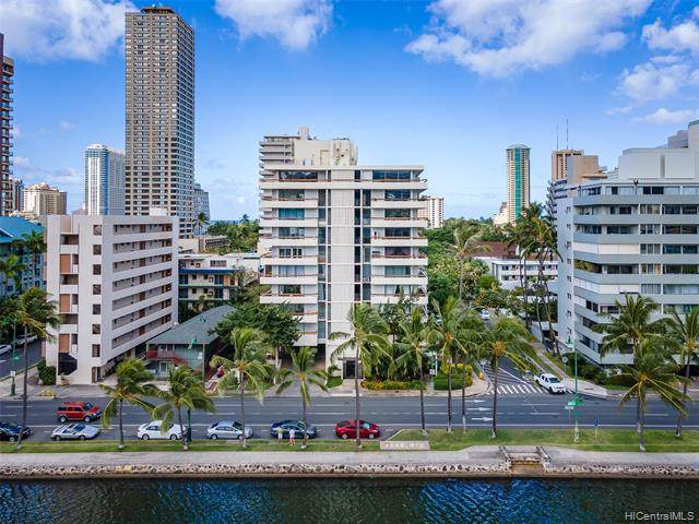 2029 Ala Wai Boulevard - Photo 1