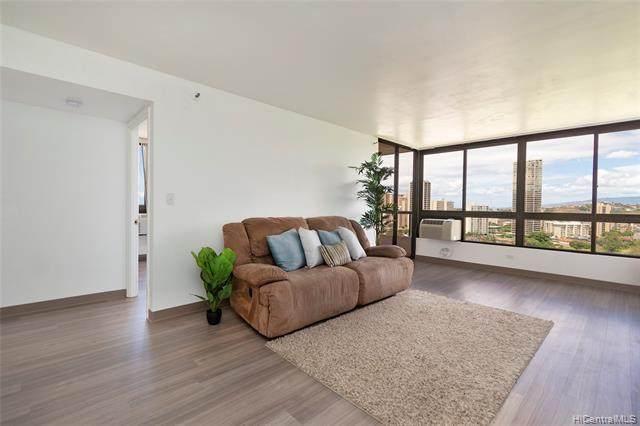 5333 Likini Street #1502, Honolulu, HI 96818 (MLS #202018858) :: Elite Pacific Properties