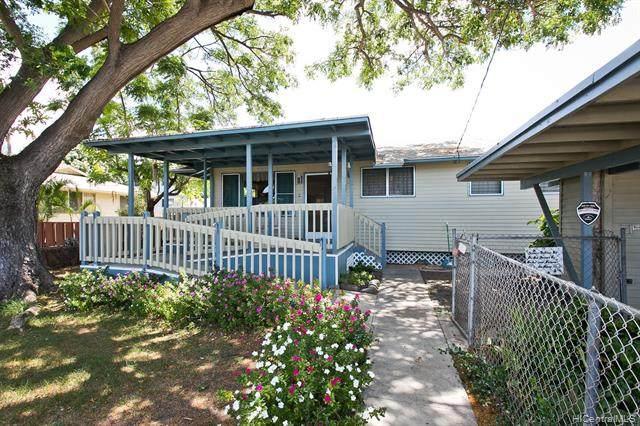 86-060 Hoaha Street, Waianae, HI 96792 (MLS #202018872) :: Island Life Homes