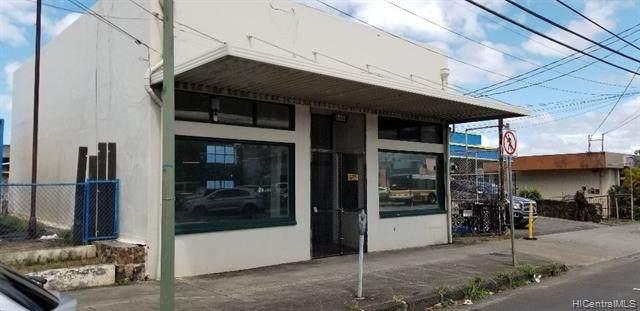 1001 N King Street, Honolulu, HI 96817 (MLS #202018893) :: Keller Williams Honolulu