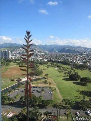 2611 Ala Wai Boulevard #2405, Honolulu, HI 96815 (MLS #202018895) :: The Ihara Team