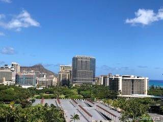 1860 Ala Moana Boulevard #1503, Honolulu, HI 96815 (MLS #202018900) :: The Ihara Team