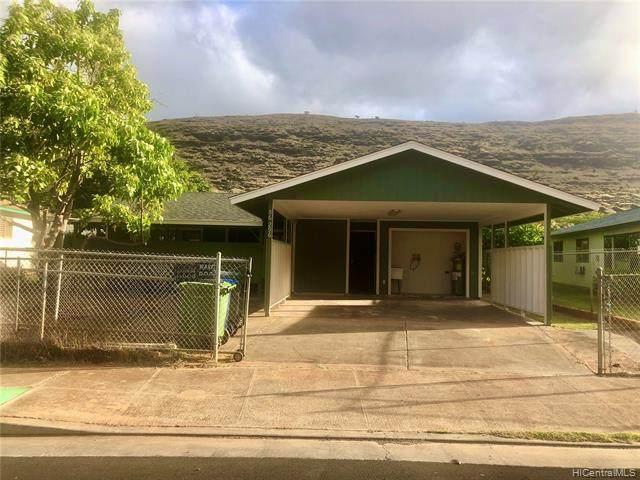 86-296 Hokukea Place, Waianae, HI 96792 (MLS #202018903) :: The Ihara Team