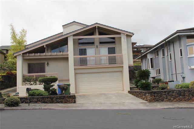 98-677 Keikialii Street, Aiea, HI 96701 (MLS #202018904) :: Barnes Hawaii