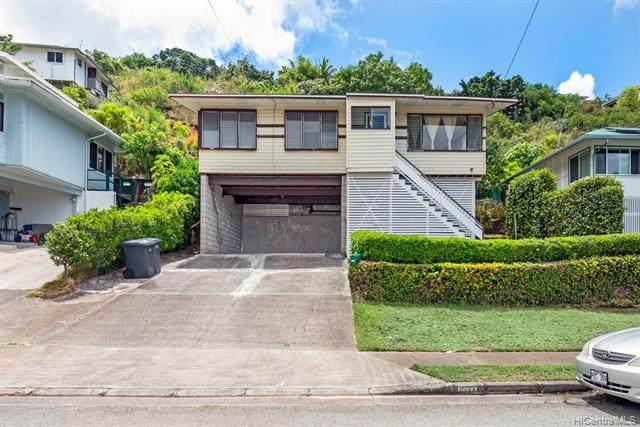 1533 Mokuna Place, Honolulu, HI 96816 (MLS #202018907) :: The Ihara Team