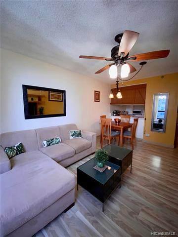 876 Curtis Street 1607  Cats Ok, Honolulu, HI 96813 (MLS #202018951) :: Elite Pacific Properties