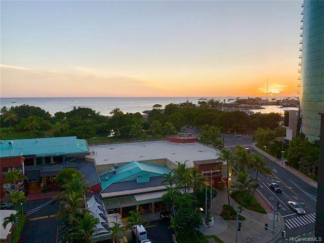1108 Auahi Street #503, Honolulu, HI 96814 (MLS #202019960) :: The Ihara Team