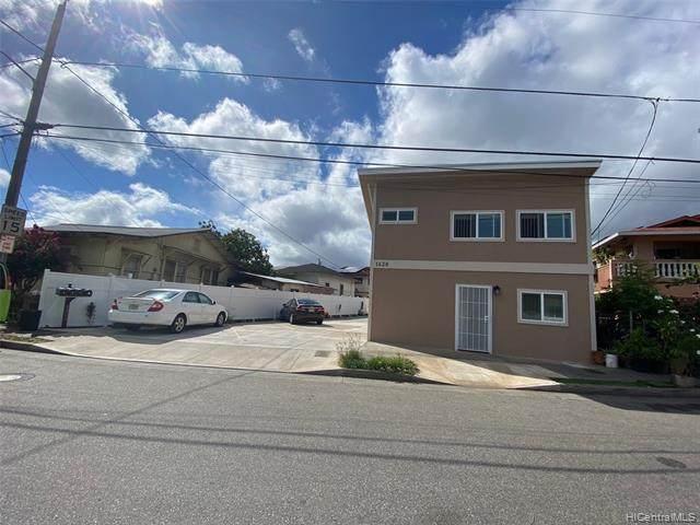 1428 Auld Lane, Honolulu, HI 96817 (MLS #202020020) :: Elite Pacific Properties