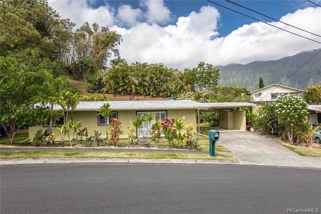 45-409 Nakuluai Street, Kaneohe, HI 96744 (MLS #202020026) :: Keller Williams Honolulu