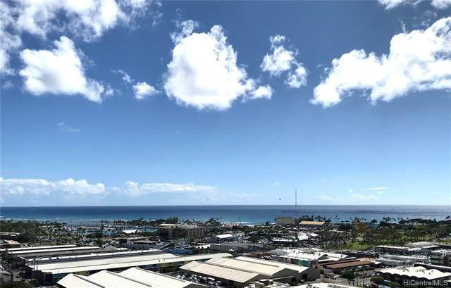 555 South Street #1904, Honolulu, HI 96813 (MLS #202020027) :: Elite Pacific Properties