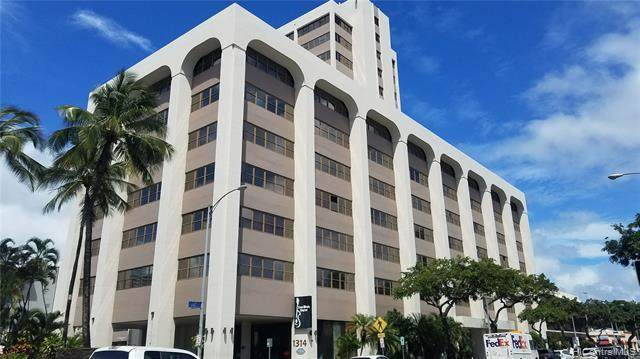 1314 S King Street #1457, Honolulu, HI 96814 (MLS #202020040) :: Elite Pacific Properties