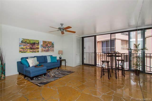 2987 Kalakaua Avenue #403, Honolulu, HI 96815 (MLS #202020047) :: Elite Pacific Properties