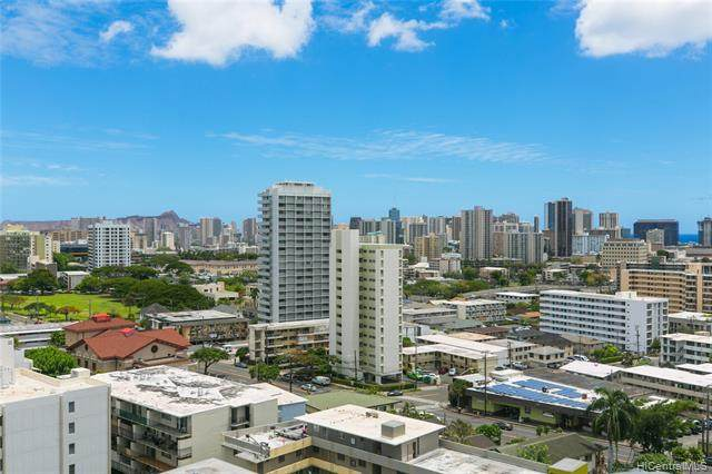 1630 Liholiho Street #1505, Honolulu, HI 96822 (MLS #202020050) :: Elite Pacific Properties