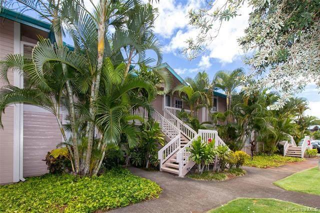 94-870 Lumiauau Street S204, Waipahu, HI 96797 (MLS #202020065) :: LUVA Real Estate