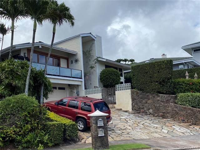 670 Kaulana Place, Honolulu, HI 96821 (MLS #202020075) :: Elite Pacific Properties