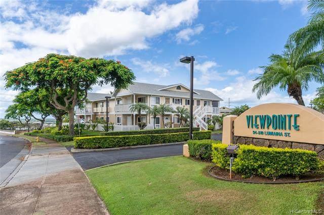 94-510 Lumiaina Street T202, Waipahu, HI 96797 (MLS #202020119) :: LUVA Real Estate