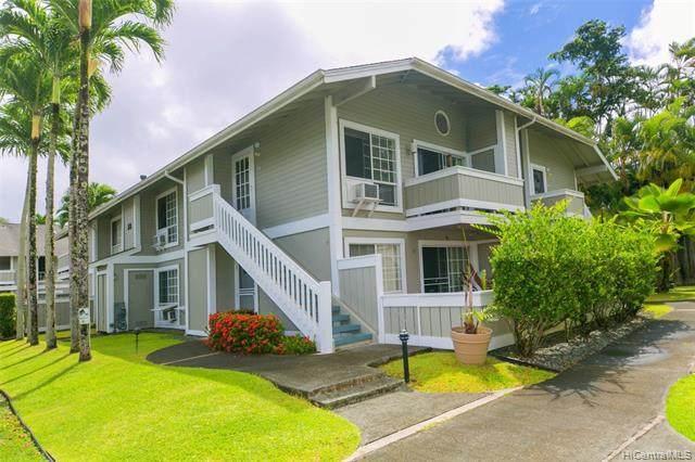 46-1012 Emepela Way 23U, Kaneohe, HI 96744 (MLS #202020126) :: Barnes Hawaii