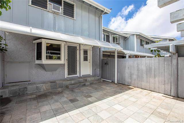 1145 Wainiha Street D, Honolulu, HI 96825 (MLS #202020142) :: Barnes Hawaii