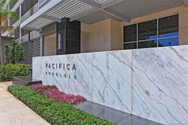 1009 Kapiolani Boulevard #1608, Honolulu, HI 96814 (MLS #202020201) :: Elite Pacific Properties