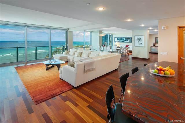 1288 Ala Moana Boulevard 34 BC, Honolulu, HI 96814 (MLS #202020203) :: Elite Pacific Properties