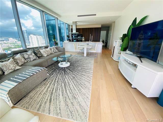 1118 Ala Moana Boulevard #1905, Honolulu, HI 96814 (MLS #202020210) :: Elite Pacific Properties