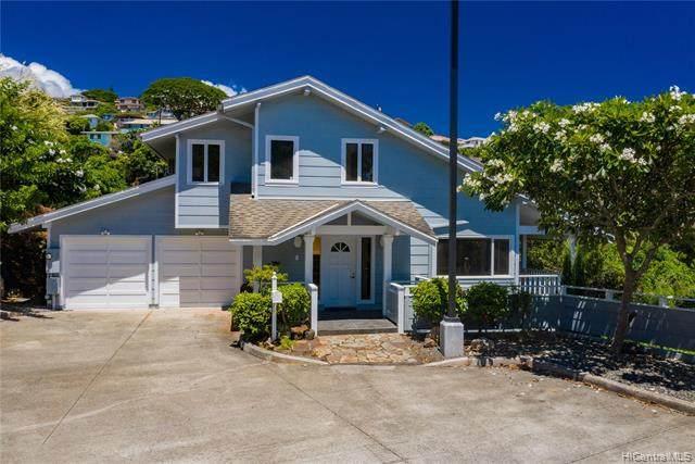 108 Maunalanikai Place, Honolulu, HI 96816 (MLS #202020224) :: LUVA Real Estate