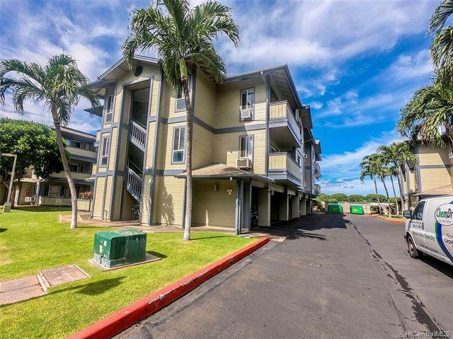 91-271 Hanapouli Circle 14D, Ewa Beach, HI 96706 (MLS #202020280) :: The Ihara Team