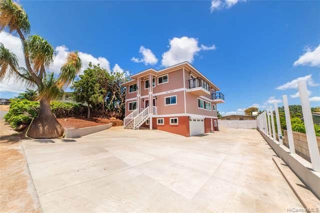 92-631 Auwaea Street, Kapolei, HI 96707 (MLS #202020296) :: LUVA Real Estate