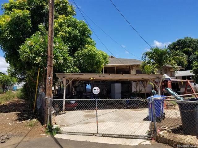 98-240B Kaluamoi Place, Pearl City, HI 96782 (MLS #202020319) :: The Ihara Team
