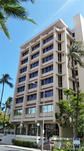 888 Mililani Street 700 And 701, Honolulu, HI 96813 (MLS #202020356) :: Corcoran Pacific Properties
