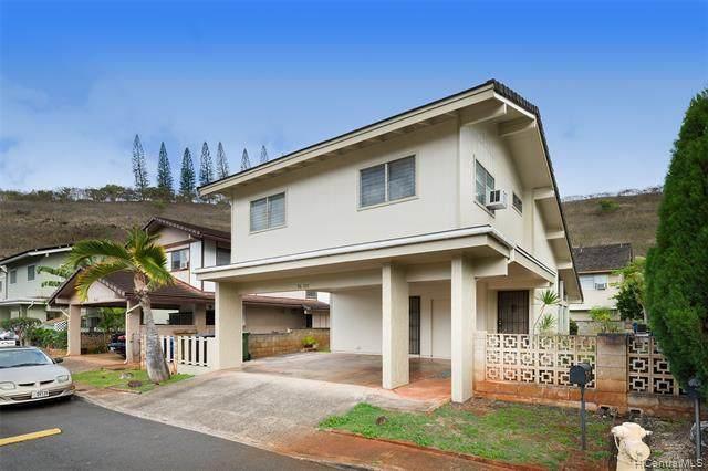 98-437 Kilihea Way #18, Aiea, HI 96701 (MLS #202020361) :: LUVA Real Estate
