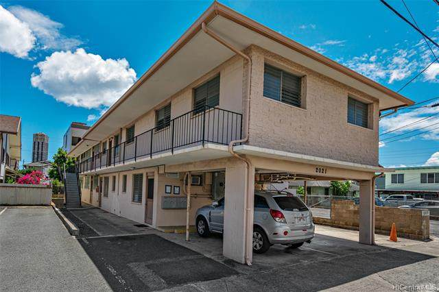 2021 Waiola Street, Honolulu, HI 96826 (MLS #202020362) :: Barnes Hawaii