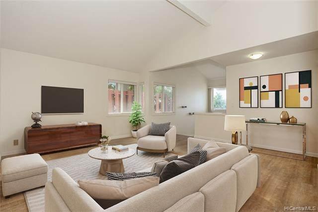 98-492 Kipaepae Street #126, Aiea, HI 96701 (MLS #202020369) :: LUVA Real Estate