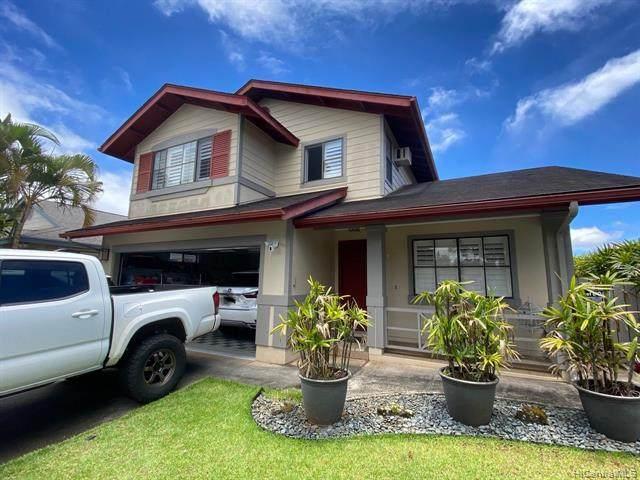 95-1099 Paalii Street #158, Mililani, HI 96789 (MLS #202020380) :: Corcoran Pacific Properties