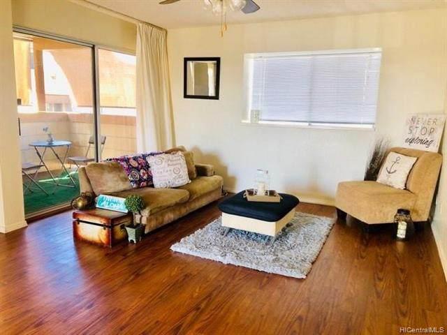 98-943 Moanalua Road #1601, Aiea, HI 96701 (MLS #202020391) :: Barnes Hawaii