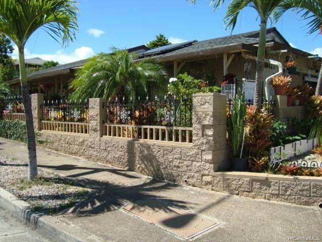 94-485 Kuahui Street, Waipahu, HI 96797 (MLS #202020407) :: Island Life Homes