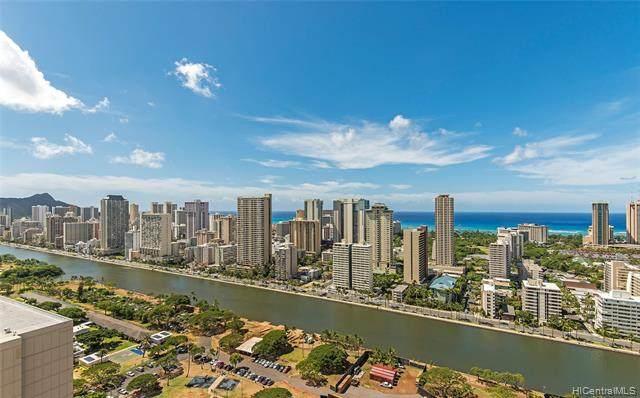 2333 Kapiolani Boulevard #3408, Honolulu, HI 96826 (MLS #202020419) :: Barnes Hawaii