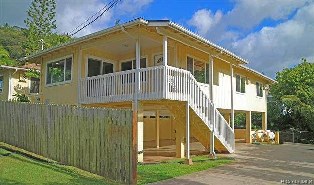 59-061 Amaumau Place, Haleiwa, HI 96712 (MLS #202020431) :: The Ihara Team