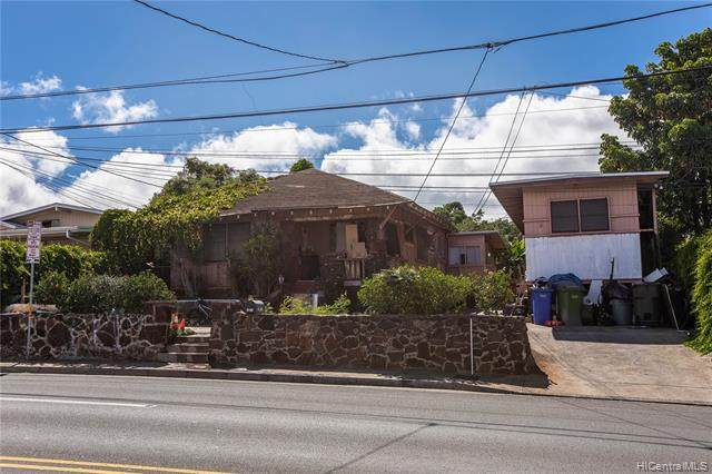 1017 6th Avenue, Honolulu, HI 96816 (MLS #202020438) :: Barnes Hawaii