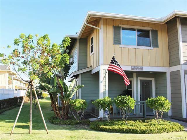 801 Kakala Street #701, Kapolei, HI 96707 (MLS #202020440) :: Hawai'i Life