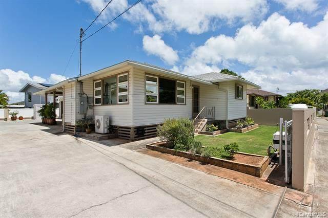 1158 Keolu Drive, Kailua, HI 96734 (MLS #202020444) :: Keller Williams Honolulu