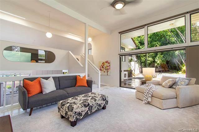 1868 Kihi Street, Honolulu, HI 96821 (MLS #202020455) :: LUVA Real Estate