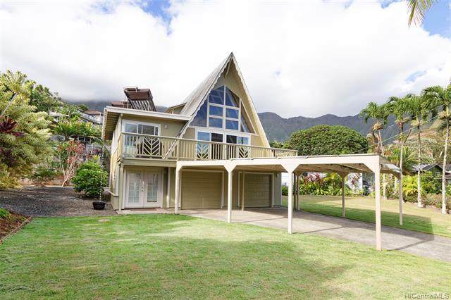 47-506 Hio Place, Kaneohe, HI 96744 (MLS #202020462) :: Keller Williams Honolulu