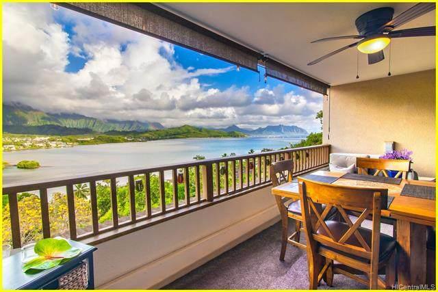 46-051 Konohiki Street #3764, Kaneohe, HI 96744 (MLS #202020520) :: Barnes Hawaii