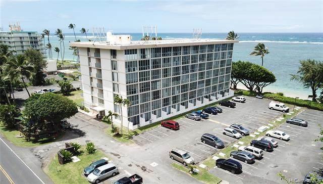53-549 Kamehameha Highway #703, Hauula, HI 96717 (MLS #202020530) :: Corcoran Pacific Properties